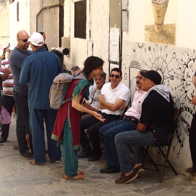 """Das algerische Festival """"Raconte-Arts"""""""