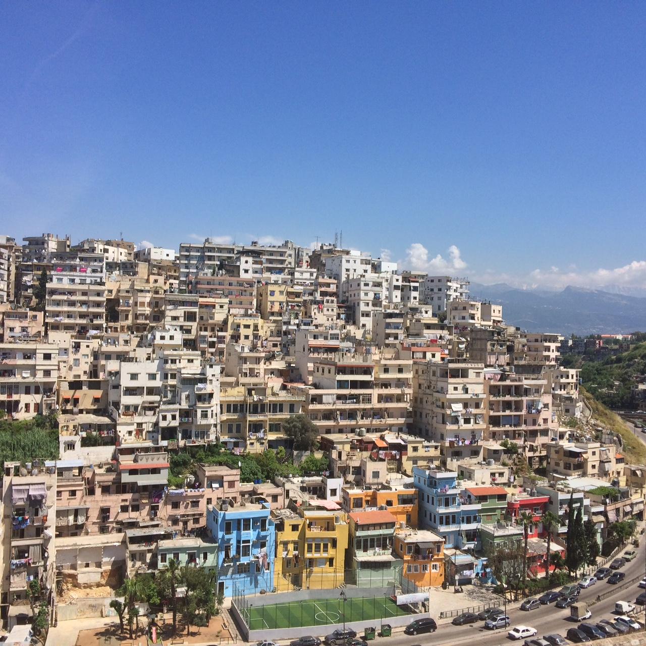 Ein Ausflug nach Tripoli im Libanon