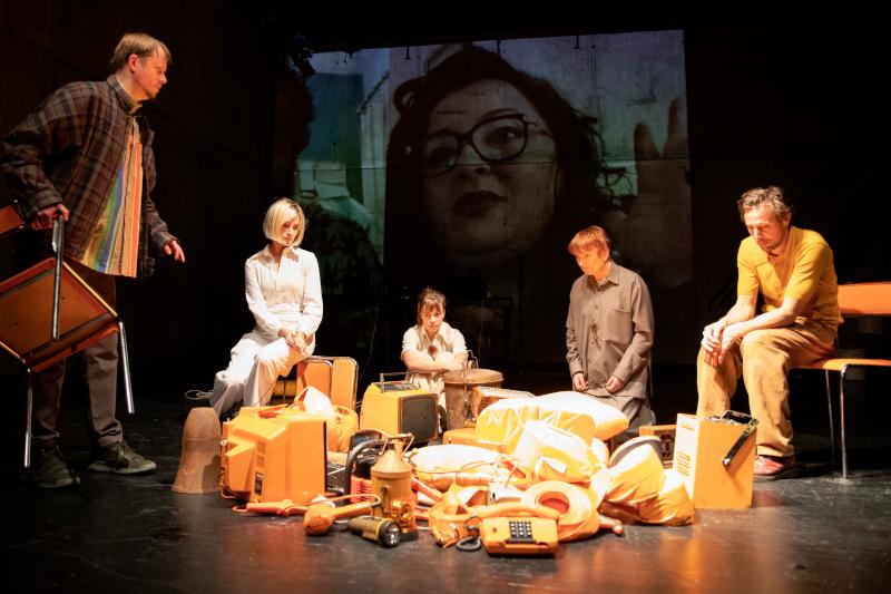 Zwischen Klimakrise und arabischem Frühling – Was kann Theater?