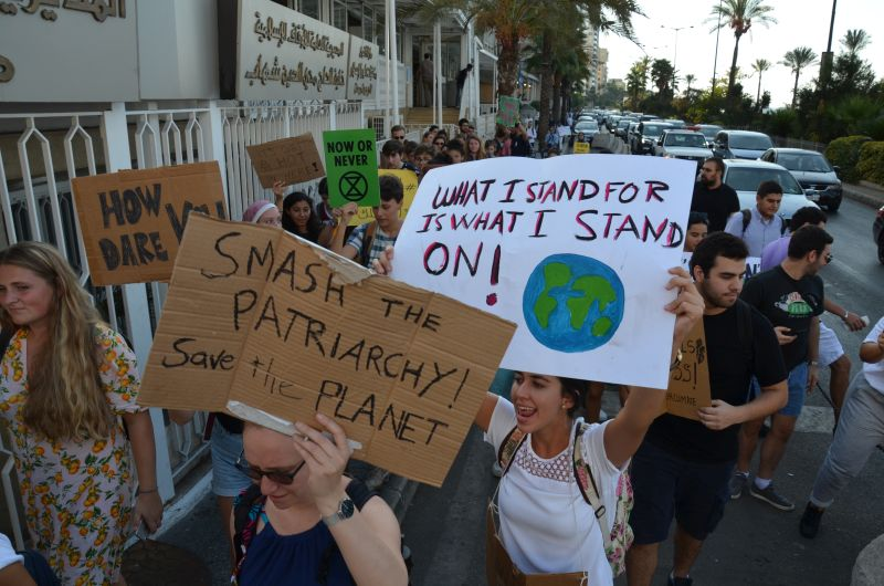 Fridays for Future im Libanon – Engl.
