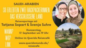 Read more about the article Virtuelle Reise nach Saudi Arabien