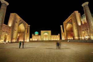 Read more about the article Ein Ausflug nach Zentralasien: Wandel in Usbekistan – Engl.