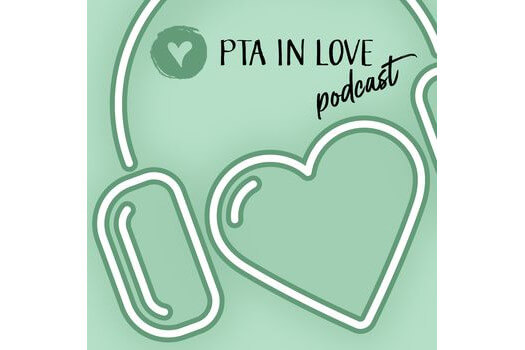 Logo Podcast PTA in Love